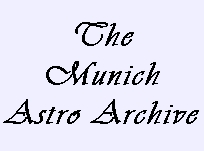 The Munich Astro Archive